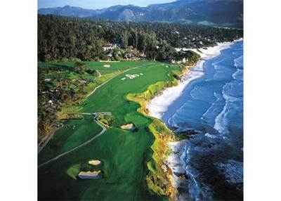 Pebble Beach Golf Links, Monterey Peninsula